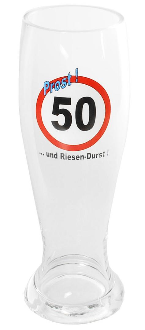 Riesen Bierglas 50 Geburtstag Geschenkexpress Ch