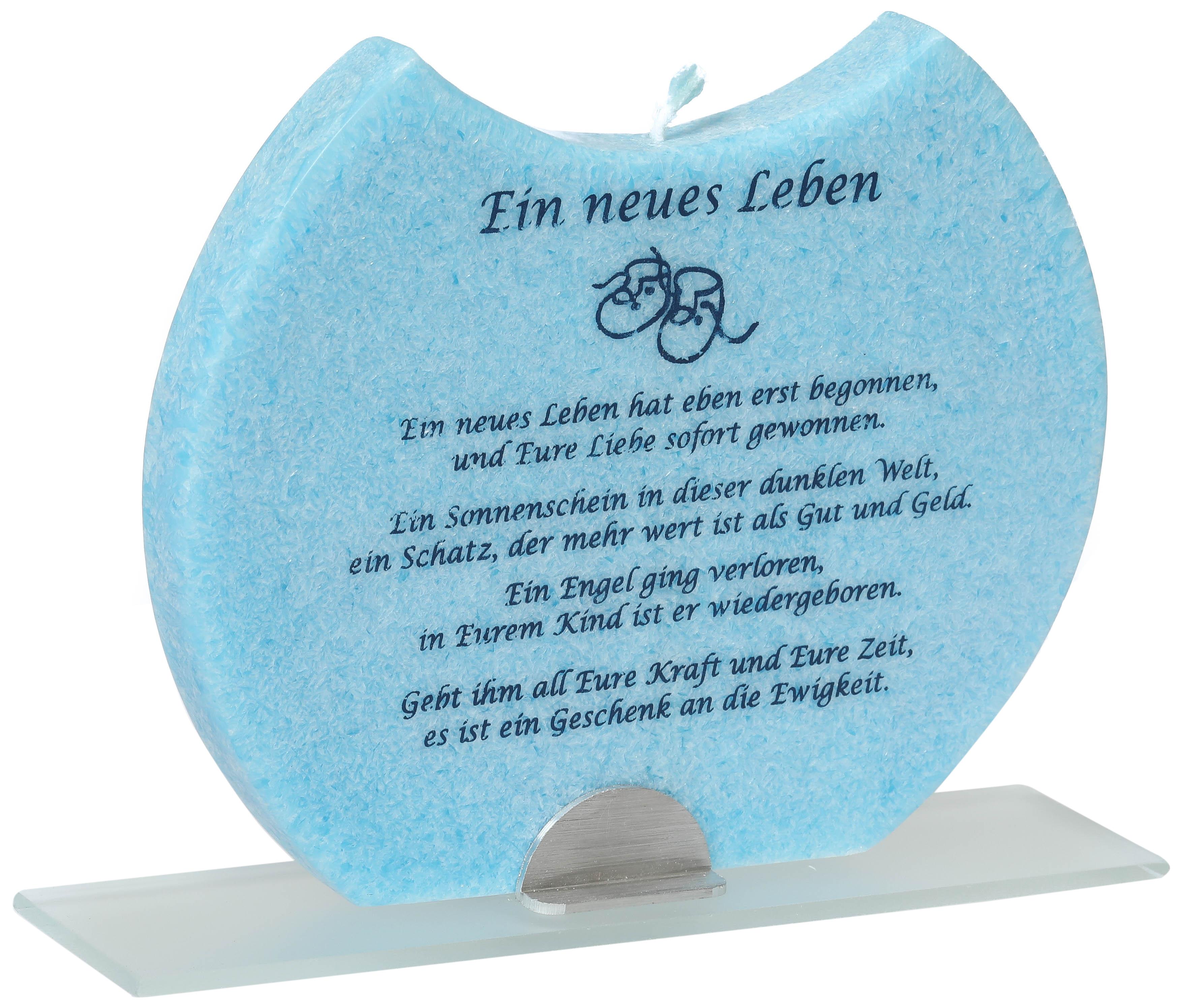 Geburt Junge Kerze - geschenkexpress.ch