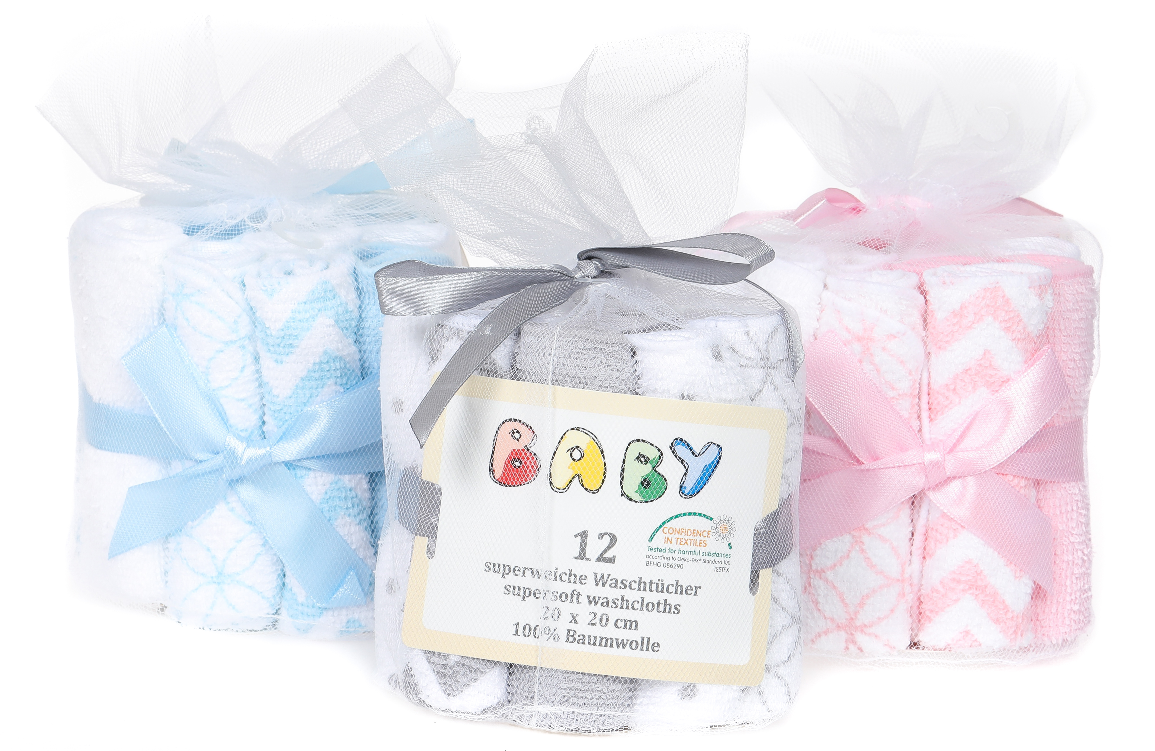 Baby Waschtucher Geschenkset Geschenkexpress Ch