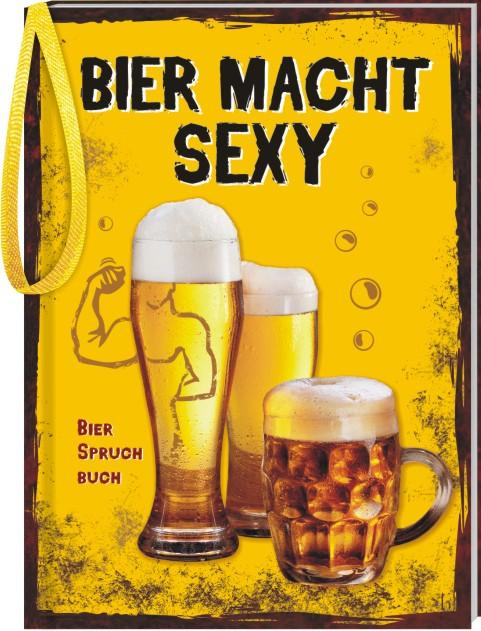 Minibuch Bier Macht Sexy Geschenkexpress Ch