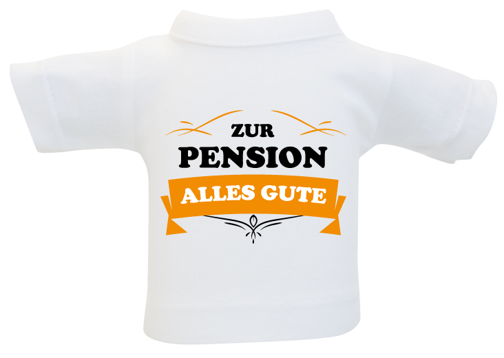 Pension Mini T Shirt