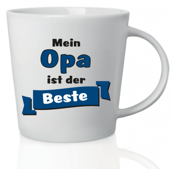 opa tasse geschenk online shop carina geschenke wil und. Black Bedroom Furniture Sets. Home Design Ideas
