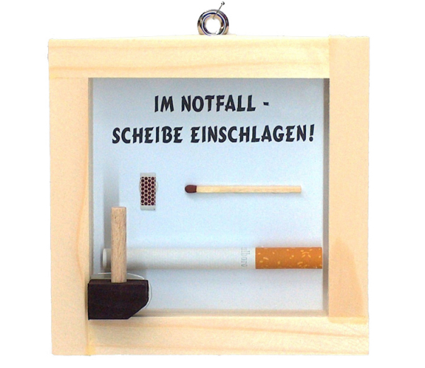 notfallset zigarette geschenk online shop carina. Black Bedroom Furniture Sets. Home Design Ideas