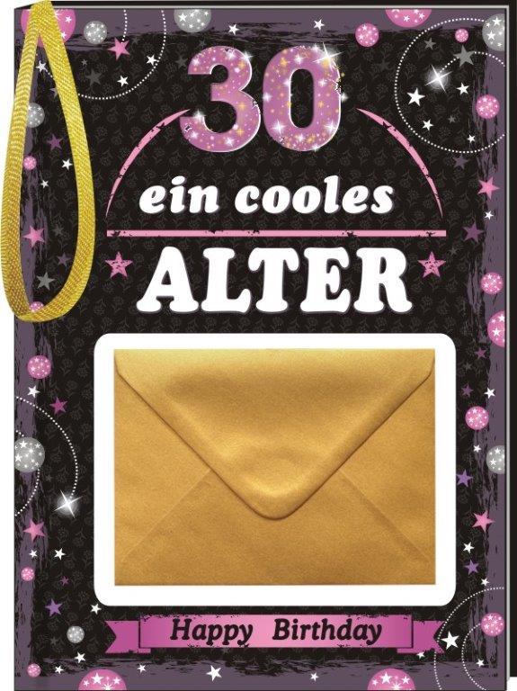 Geld Geburtstagsbuch Frau 30 Geburtstag Carina Geschenke Ch