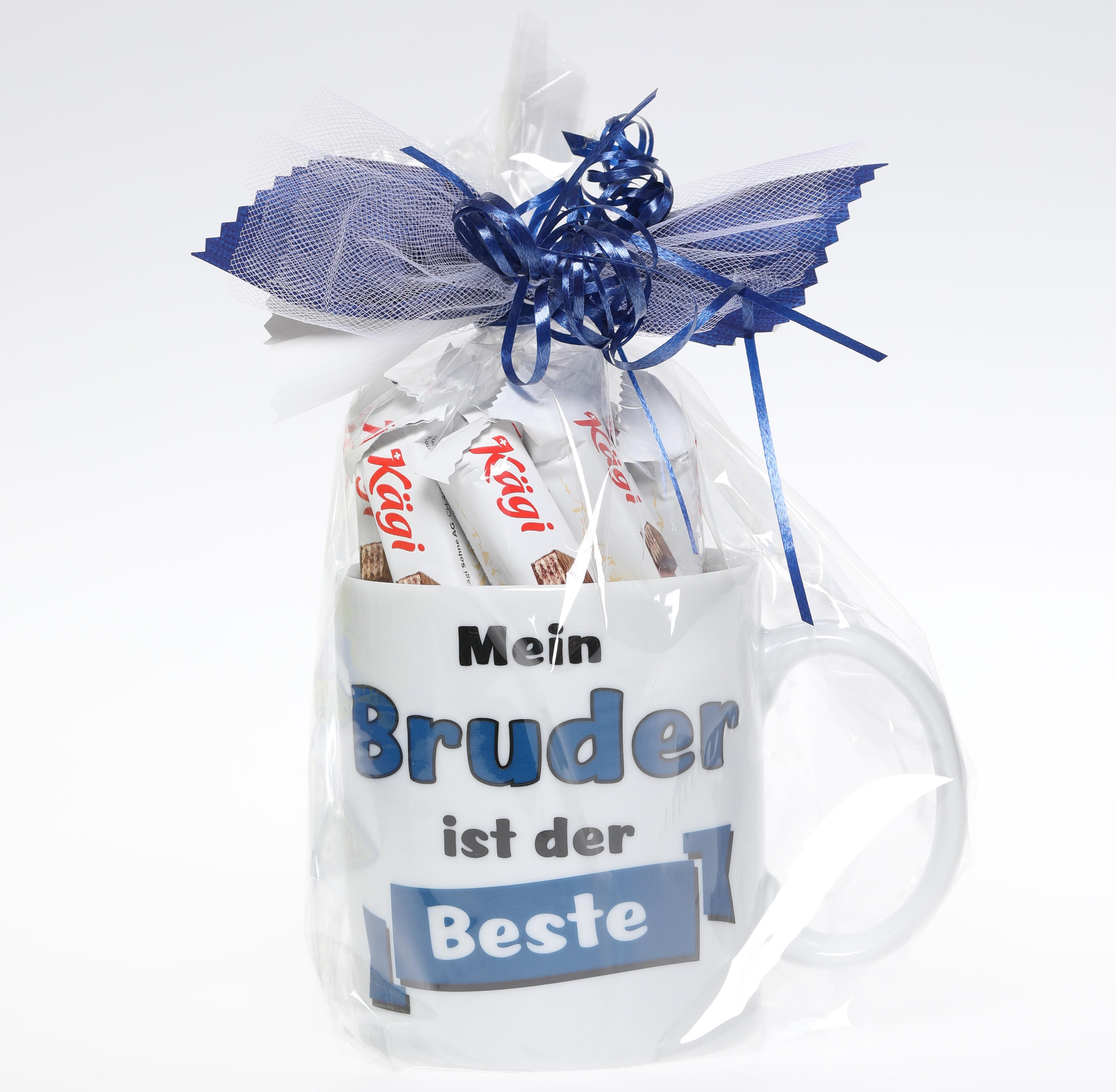Bruder Tasse - carina-geschenke.ch