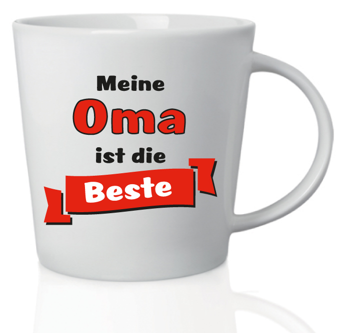 oma tasse geschenk online shop carina geschenke wil und. Black Bedroom Furniture Sets. Home Design Ideas