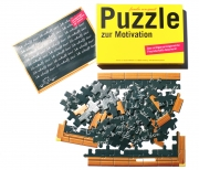 Puzzle zur Motivation