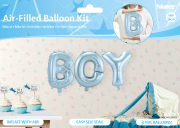 BOY Folienballon Set